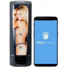 Kiiroo Onyx+ Teledildonic Jessica Drake Masturbator Product app 1