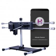 Hismith Premium 4 Appstyrd Sexmaskin 2.0 produkt och app 1