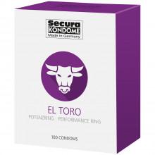Secura El Toro Kondomer 100 st  1