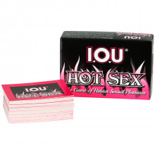 I.O.U. Hot Sex Spel för Par  1