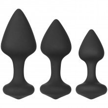 Feelztoys Bibi Buttplug Set produktbild 1