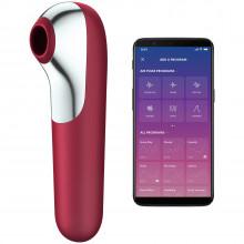 Satisfyer Dual Love Lufttrycksvibrator produkt och app 1