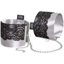 Fifty Shades Of Grey Play Nice Satin Wrist Cuffs Product 1