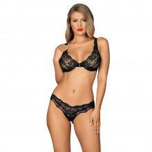 Obsessive Blonde BH Sæt Product model 1
