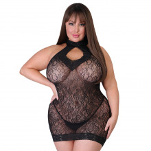 Fifty Shades Of Grey Captivate Queen Size Spanking Mini Dress Product model 1