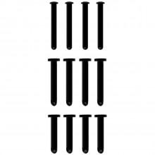 Mancage Svart Reserv-Stiftset 12 st Produktbild 1