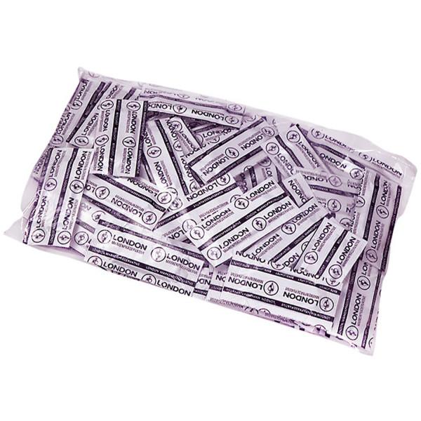 London Kondomer 100-pack  2