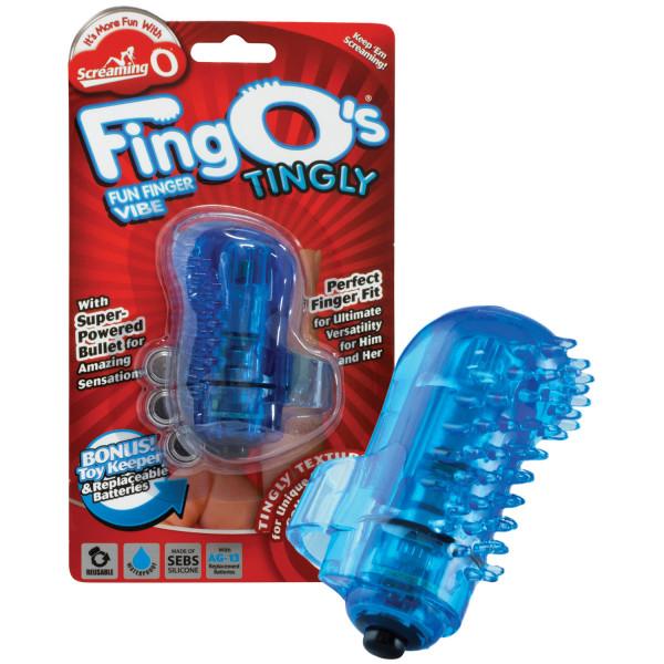 Screaming O FingO Finger Vibrator  5