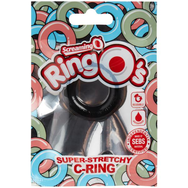 Screaming O RingO Penisring bild på förpackningen 90