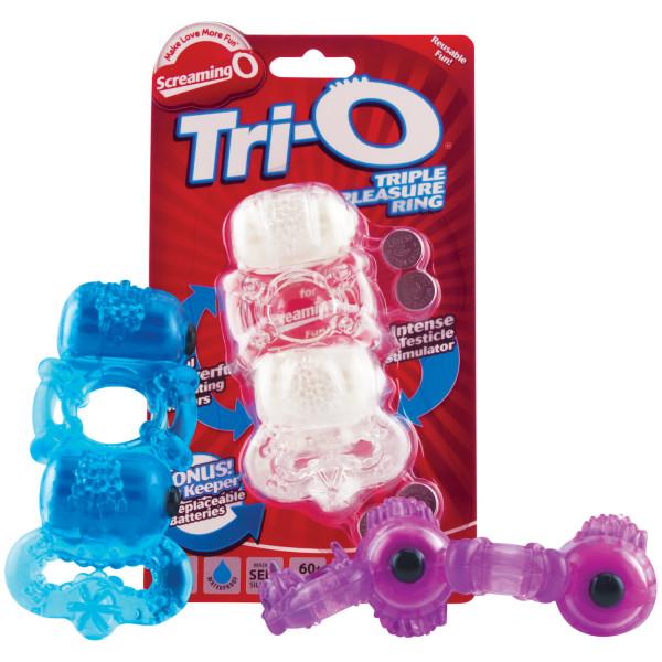 Screaming O TriO Dubbel Vibratorring  3