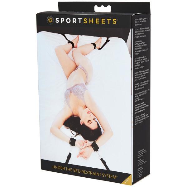 Sportsheets Bondage Set för Sängen  100