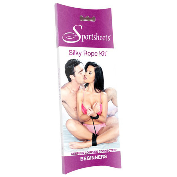 Sex & Mischief Bondage Silkesrep  2