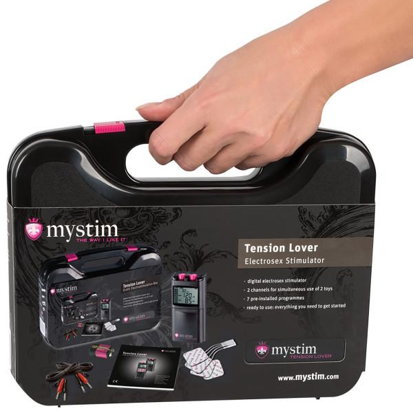 Mystim Tension Lover Digital Electro Sex Box  4