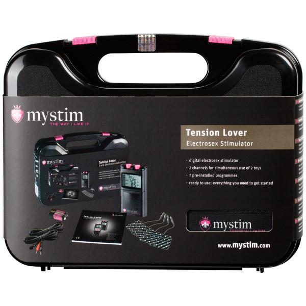 Mystim Tension Lover Digital Electro Sex Box  100