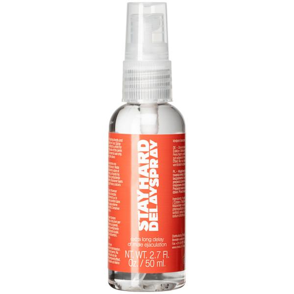 Stay Hard Spray mot Tidig Utlösning 50 ml  1