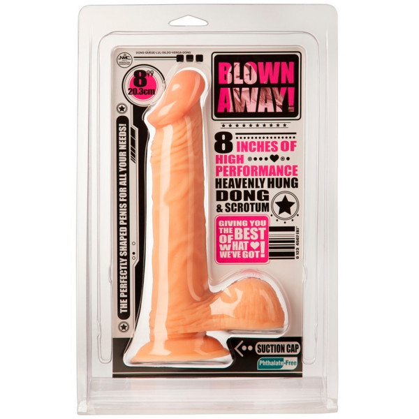 Blown Away Naturtrogen Dildo  3
