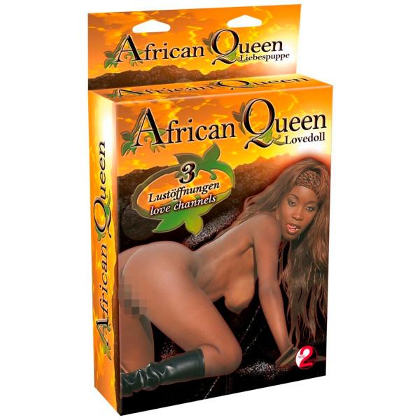 African Queen Lovedoll  3