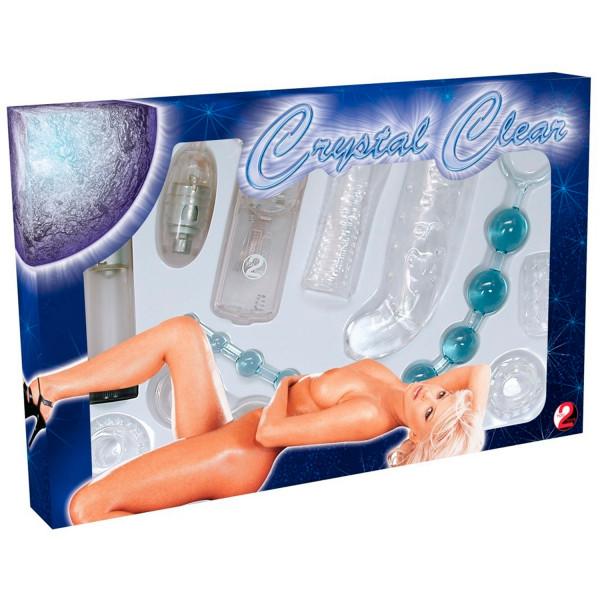 Crystal Sex Toy Set 8 Delar  11