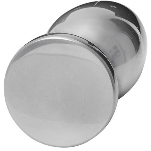 Analplugg i Metall 9 cm  3