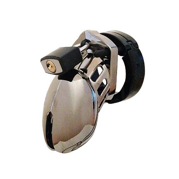 CB-6000S Chrome Kyskhetsbälte (6,35 cm) -PRISVINNARE  1