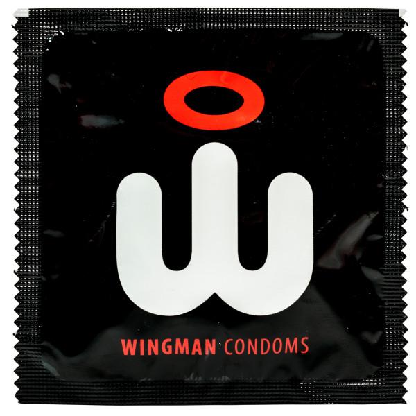 Wingman Kondomer 8-pack - TESTVINNARE  2