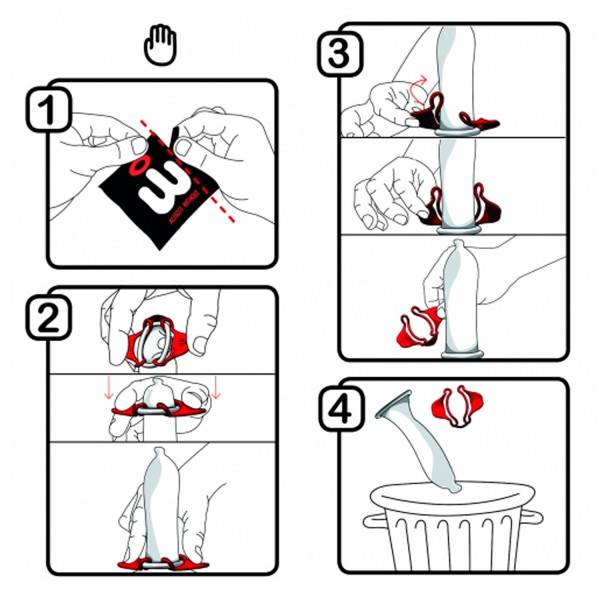 Wingman Kondomer 8-pack - TESTVINNARE  4