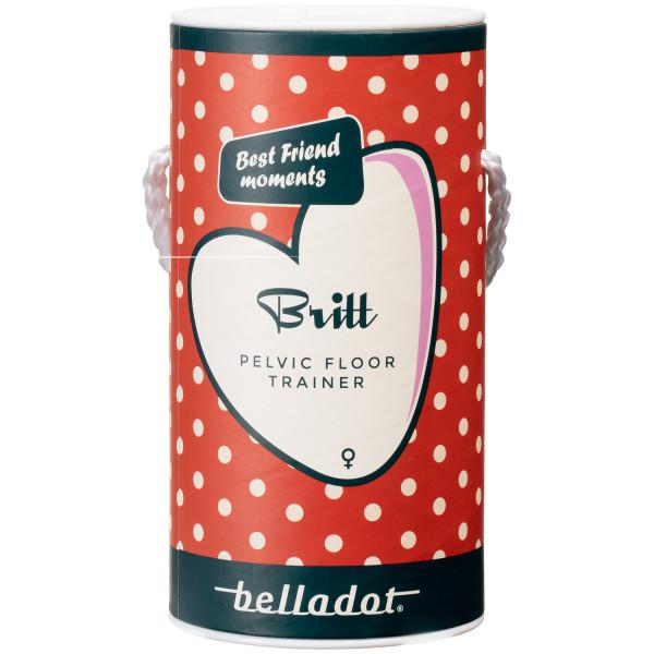 Belladot Britt Duoballs Bäckenbottenkulor  100