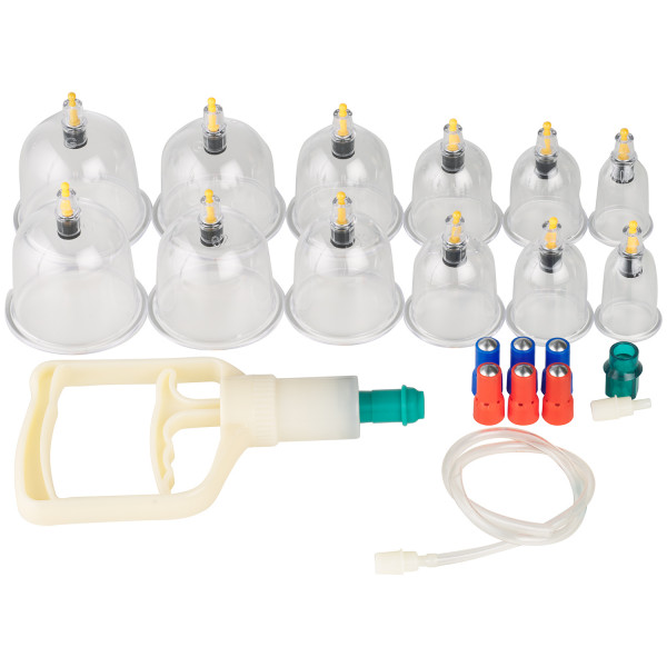 Suction Cupping Set produktbild 1