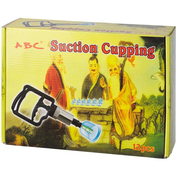 Suction Cupping Set bild på förpackningen 90