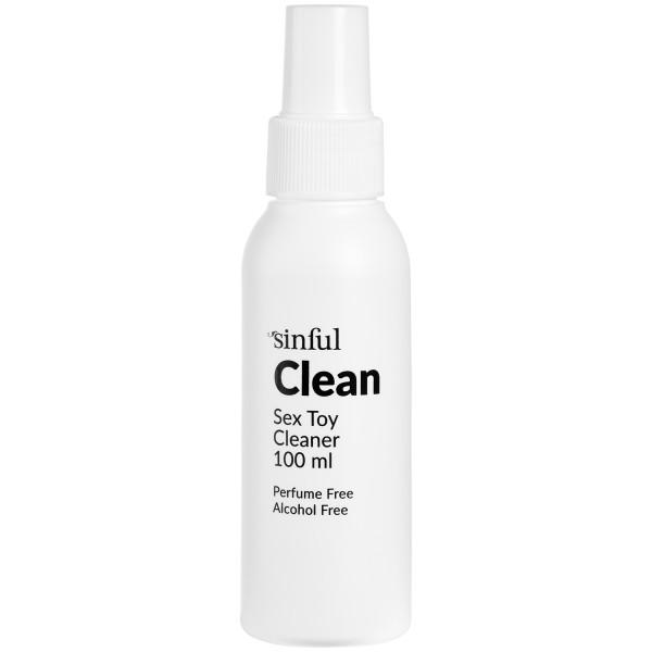 Sinful Clean Sexleksaksrengöring 100 ml produktbild 2