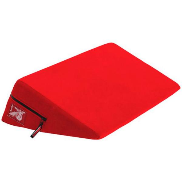Liberator Wedge Röd Sexkudde  1