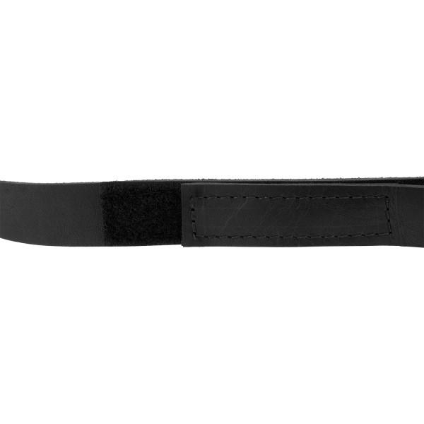 Spartacus Läder Blackout Ögonbindel produktbild 2
