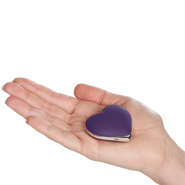 Rianne S Heart Vibe Mini Vibrator produkt i hand 50