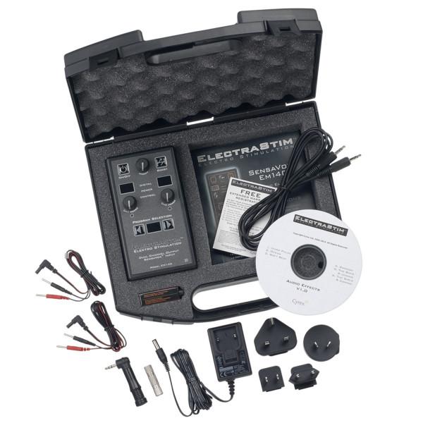 ElectraStim SensaVox Power Box  1