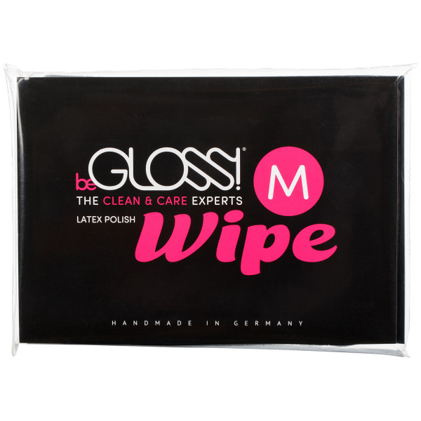 beGLOSS Wipe Polish Trasa  100
