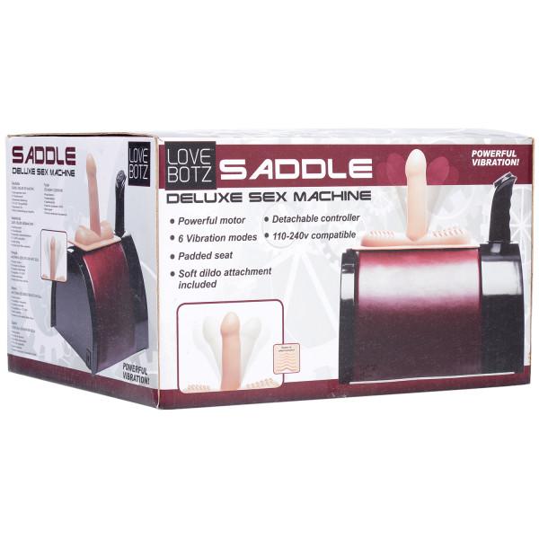 LoveBotz Saddle Deluxe Sexmaskin  10