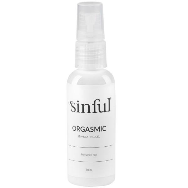 Sinful Orgasmic Stimulerande Gel 50 ml  1