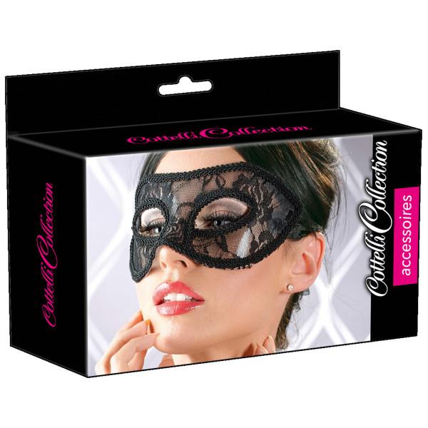 Cottelli Mask med Spets  3