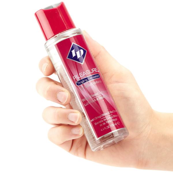 ID Pleasure Tingling Sensation Stimulerande Glidmedel 130 ml  2