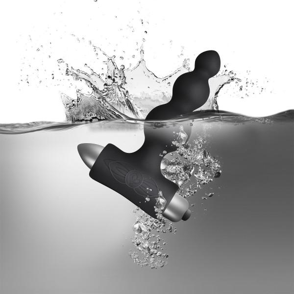 Rocks Off Petite Sensations Bubbles Plug produkt i vatten 6