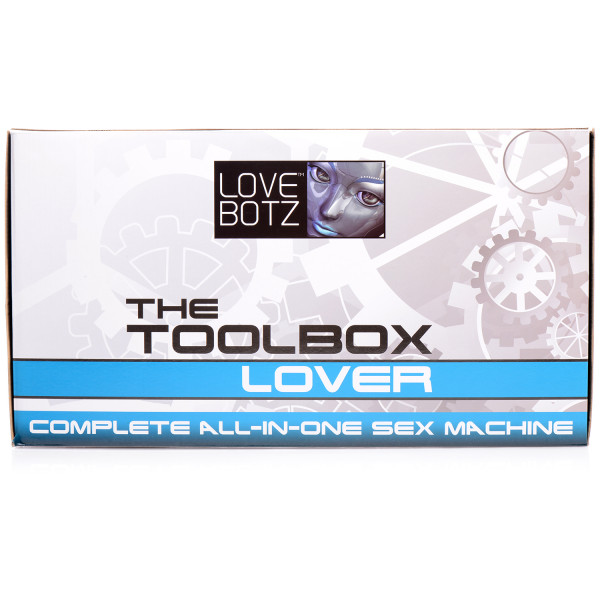 LoveBotz Toolbox Lover Sexmaskin  10