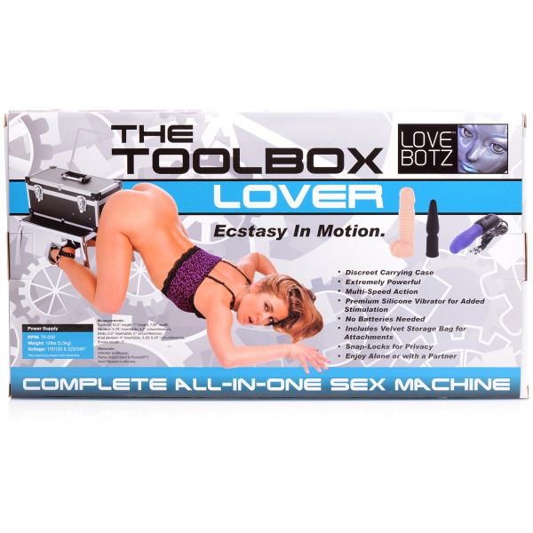 LoveBotz Toolbox Lover Sexmaskin  11