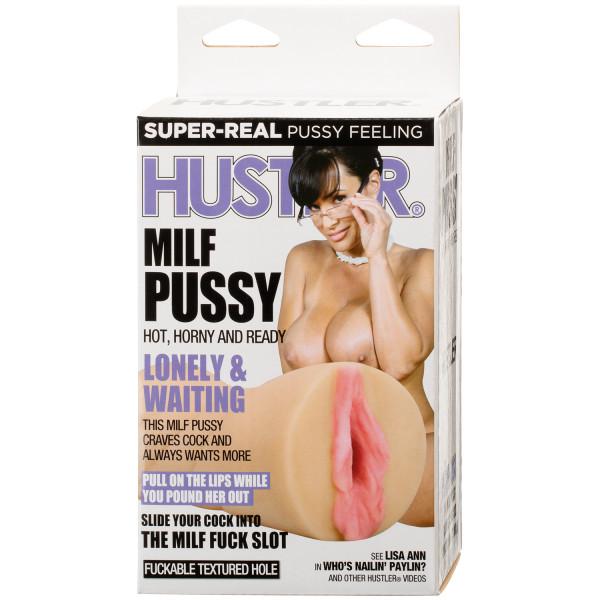 Hustler Milf Pussy Masturbator  100