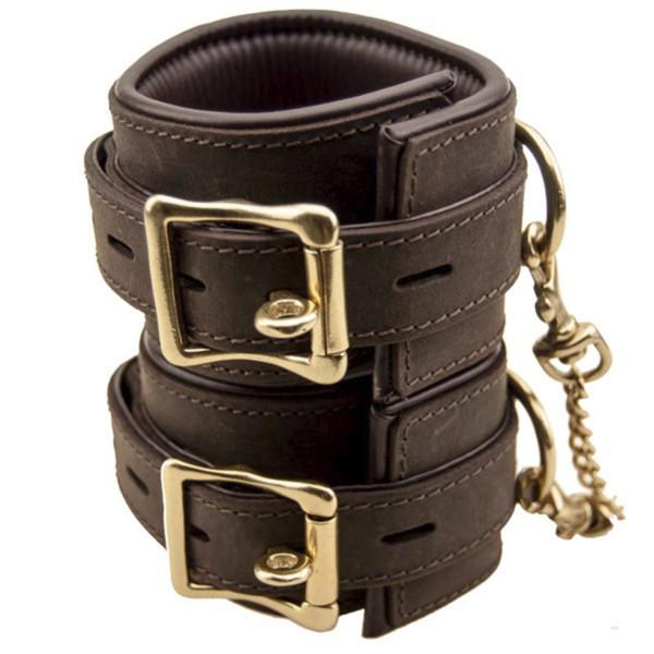 Bound Handledsmanschetter i Läder  1