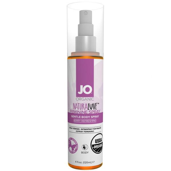 System Jo Organic Ekologisk Feminin Spray 120 ml  1