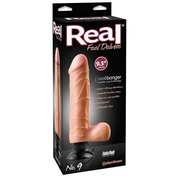 Real Feel Deluxe No. 9 Dildovibrator 23 cm  10