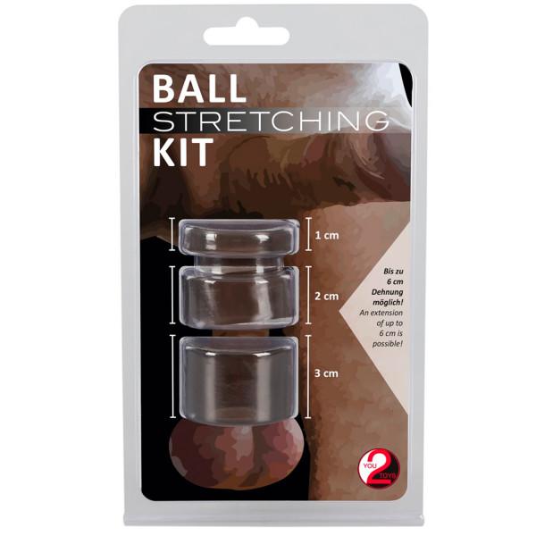 You2Toys Ball Stretching Set 3 Delar  5