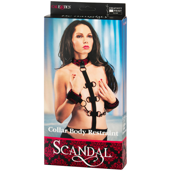 Scandal Collar Body Restraints Bindset bild på förpackningen 90
