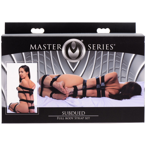 Master Series Subdued Full Body Bindset  10