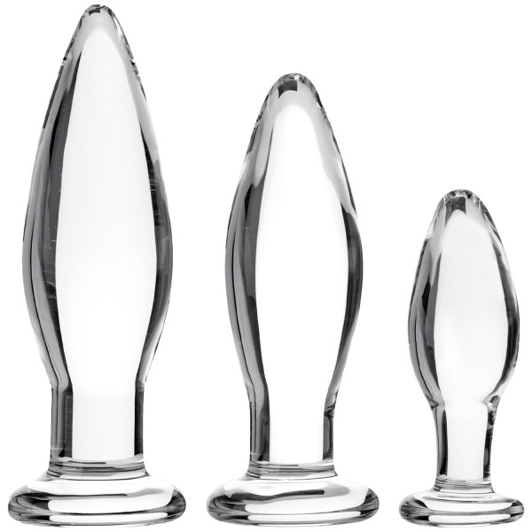 Sinful BumBum Glas Butt Plug Sæt Product 1